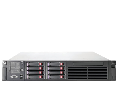 HP DL380 G7 Rackserver 2U