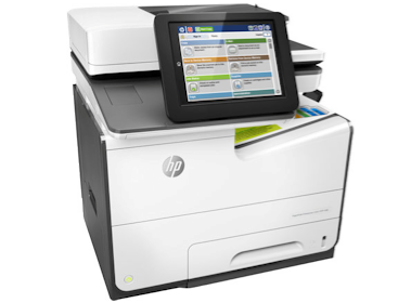 HP PageWide Enterprise Color MFP 586dn.1 års onsite garanti