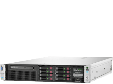 HP DL380 G8 Rackserver