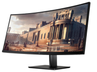 HP Curved Display 37
