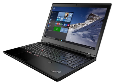 Lenovo ThinkPad P50 15''
