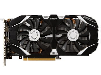 Geforce GTX 1060 3 GT
